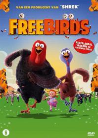 Inlay van Free Birds