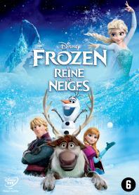 Inlay van Frozen