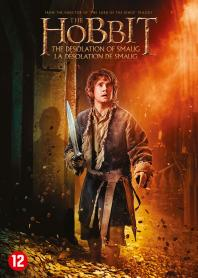 Inlay van The Hobbit: Desolation Of Smaug