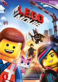 Inlay van Lego The Movie