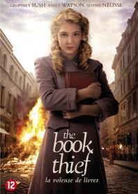 Inlay van The Book Thief