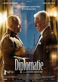 Inlay van Diplomatie