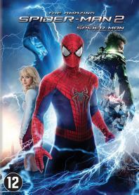 Inlay van The Amazing Spider-man 2