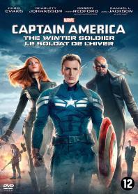 Inlay van Captain America: The Winter Soldier
