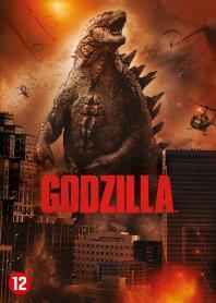 Inlay van Godzilla