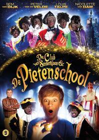 Inlay van De Club Van Sinterklaas 2: Pietenschool
