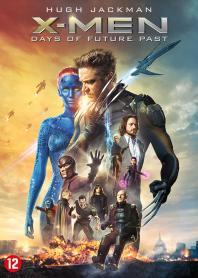 Inlay van X-men: Days Of Future Past