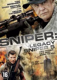 Inlay van Sniper: Legacy