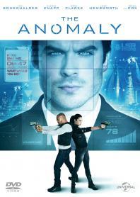 Inlay van The Anomaly