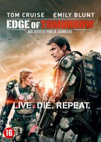 Inlay van Edge Of Tomorrow