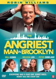 Inlay van The Angriest Man In Brooklyn