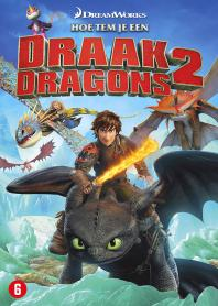 Inlay van How To Train Your Dragon 2