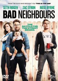 Inlay van Bad Neighbours