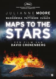 Inlay van Maps To The Stars