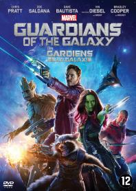 Inlay van Guardians Of The Galaxy