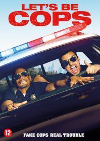 Inlay van Let's Be Cops