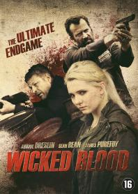 Inlay van Wicked Blood