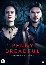 Inlay van Penny Dreadful, Seizoen 1