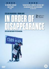 Inlay van In Order Of Disappearance
