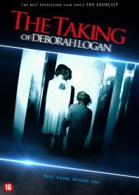 Inlay van The Taking Of Deborah Logan