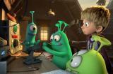 Screenshot van Louis & De Aliens