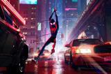 Screenshot van Spider-man: Into The Spider-verse