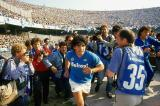 Screenshot van Diego Maradona