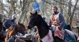 Screenshot van The Crusader