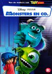 Inlay van Monster's Inc.