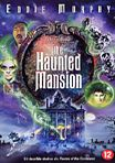 Inlay van The Haunted Mansion