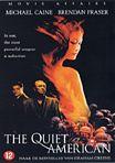 Inlay van The Quiet American